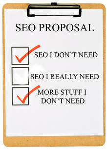 Check Box SEO