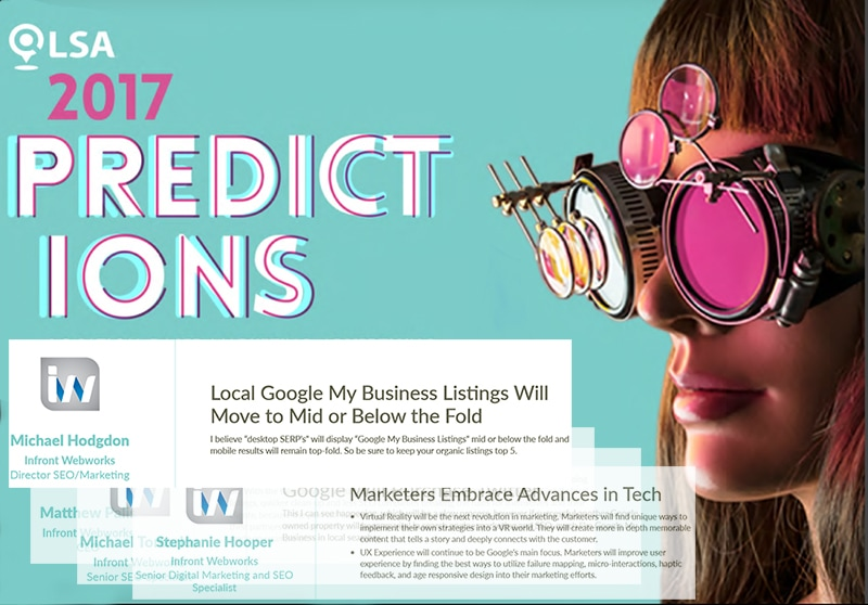 2017 Expert Predictions for the Local Search Ecosystem
