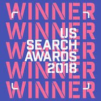 2018 US Search Awards Winner