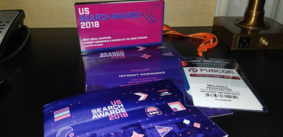 Infront Webworks 2018 US Search Award